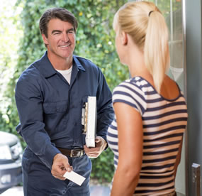 We work with home inspectors.